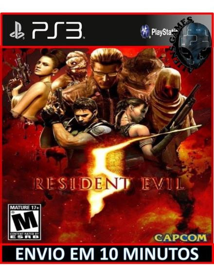 Resident Evil 5 Ps3 Psn