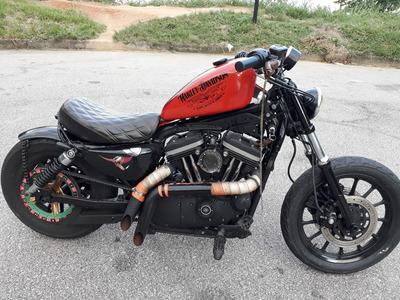 Harley Davdson 883 Customizada