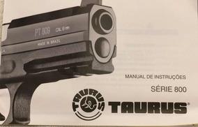 Manual Original Taurus
