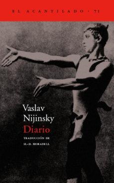 Diario, Vaslav Nijinsky, Acantilado