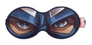 Mascara De Dormir Neoprene Capitão América