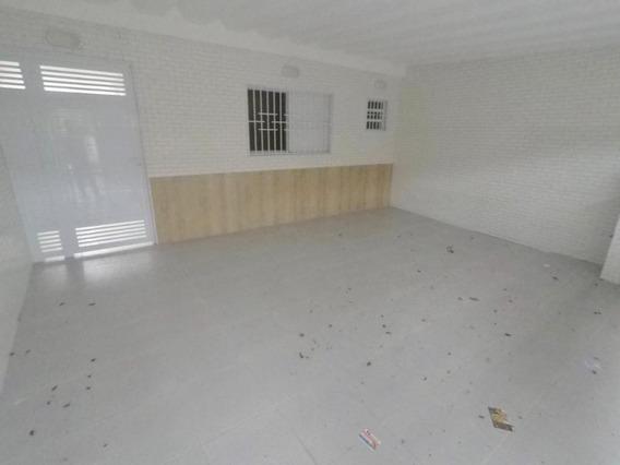 Casa Em Boqueirão, Praia Grande/sp De 110m² 3 Quartos À Venda Por R$ 400.000,00 - Ca465114