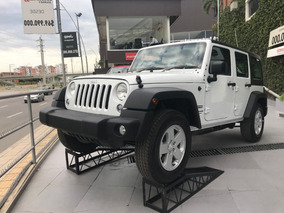 Jeep Wrangler Unlimited 5 Ptas 2018