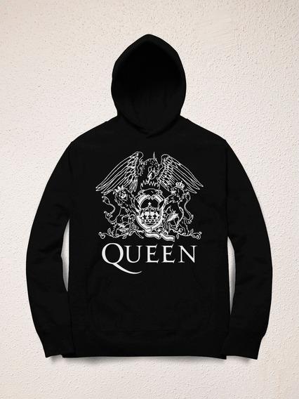 Queen Logo Águila Polerón Rock Abominatron