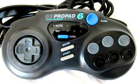 Controle Sg Propad 6 Original 6 Botões - Frete Grátis