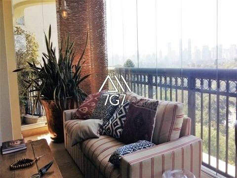 Apartamento À Venda No Jardim Guedala - Ap06389 - 32318843