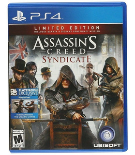 Assassin´s Creed Syndicate Ps4 - Fisico