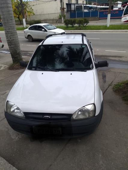Ford Courier 1.6 L Flex 2p 2011