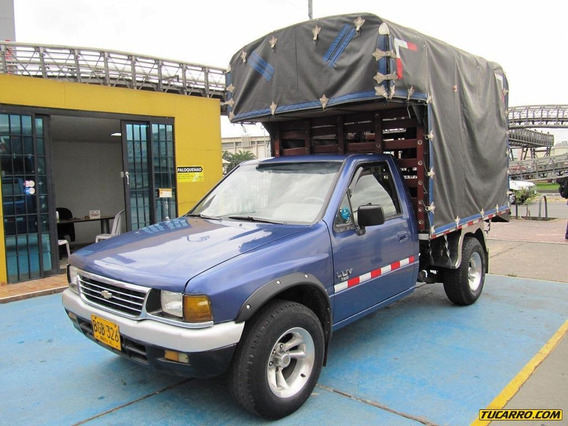 Chevrolet Luv Tfr Estacas
