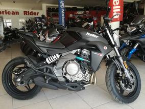 Keller K 65 Naked !!! Con Abs Y Sin Abs !!excelente Moto !!!