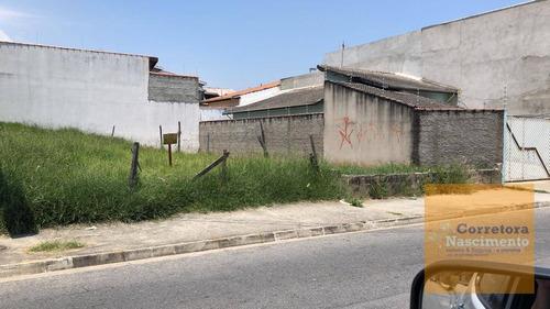 Imagem 1 de 2 de Terreno À Venda, 220 M² Por R$ 190.000,00 - Jardim Altos De Santana I - Jacareí/sp - Te0452