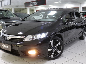 Honda Civic 2.0 Exr Flex Aut. 4p !!!! Top!!!!