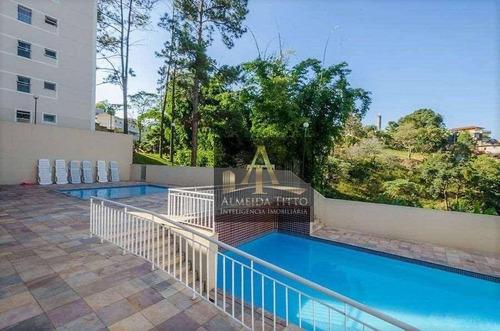 Resort Da Granja, Cotia. Condomínio Seguro E Com Lazer! - Ap3009