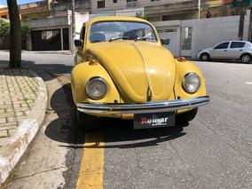 Volkswagen Fusca 1300 1980 Raridade