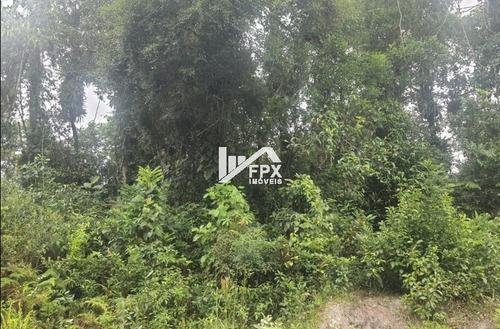 Terreno No Parque Fluvial Em Itanhaém  Lado Serra Ter076