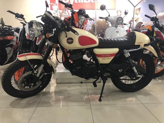 Gilera Vc 200 Cafe Racer Usado Urquiza Motos