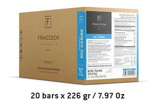 Chocolate Franceschi, 4.5kg 60% Cacao