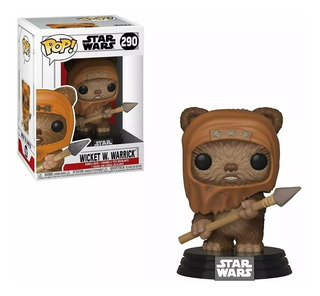 Funko Pop! Wicket Warrick 290 - Star Wars