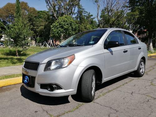 Imagen 1 de 15 de Chevrolet Aveo Ls T/m 2012