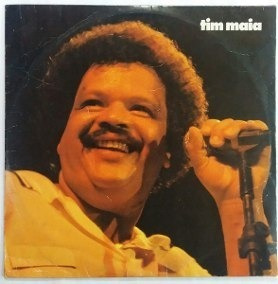 Lp Tim Maia - Você E Eu,eu E Você-1980 - Polydor - 1ª Edição