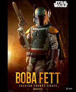 Sideshow Boba Fett Premium Format