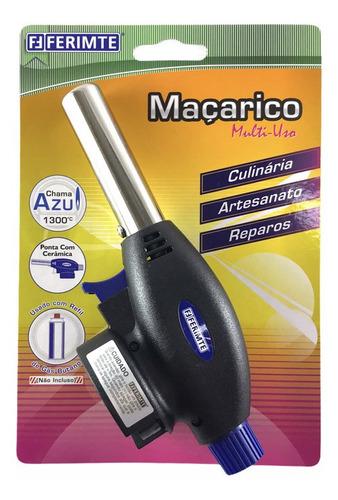 Mini Maçarico P/ Encaixe Acendim. Autom. 6019