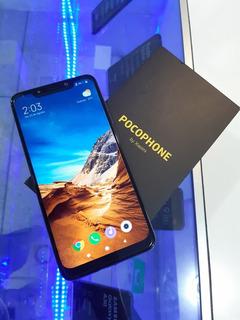 Xiaomi Pocophone F1 64gb 6gb Ram Usado