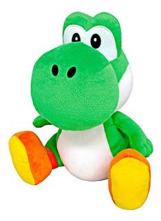 Peluche Yoshi Importado 38 Cm Serie Super Mario Bros