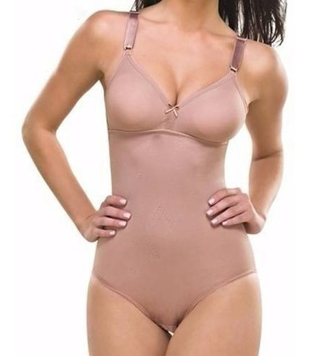 Cinta Modelador E Redutora Body Pós Cirurgia S/bojo Promoção