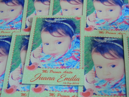 Foto Iman Souvenirs Personalizados Cumpleaños Bautismos