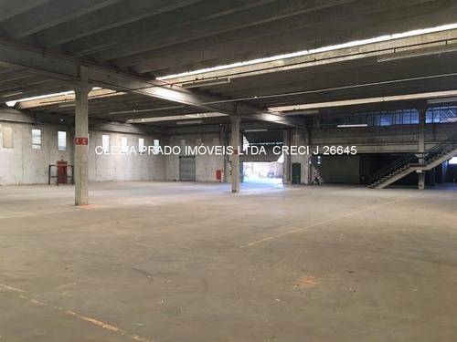 Galpão Para Locação, Industrial Anhanguera, Osasco - Ga01609 - 69016634