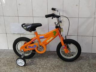 Bicicleta Rodado 12 Olmo + Timbre De Regalo!!