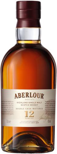 Whisky Single Malt Aberlour 12 Años Escocia botella 700 mL