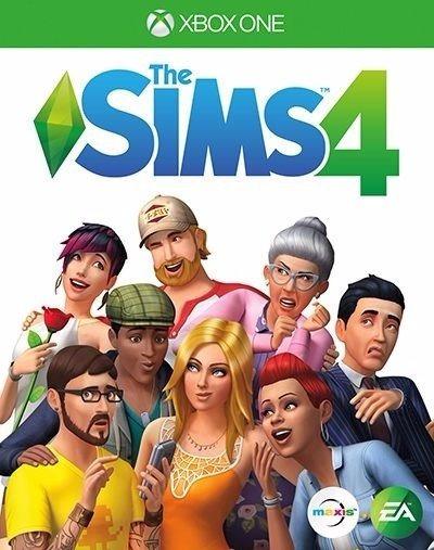 Jogo The Sims 4 Xbox One Midia Fisica