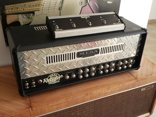 Mesa Boogie Dual Rectifier - Marshall Soldano Engl Bogner