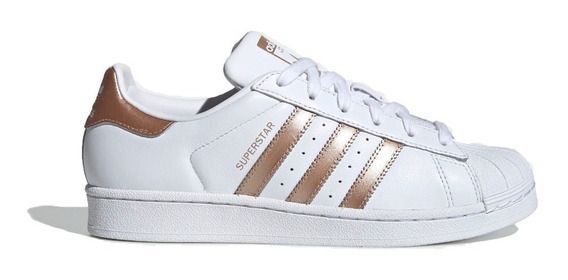 adidas Original Zapatillas Mujer Superstar Shoes Fkr