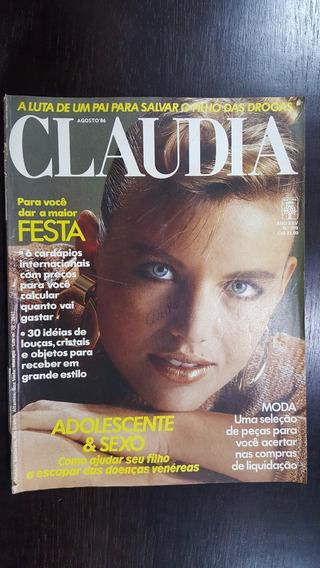 Revista Claudia N° 299 De 1986