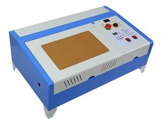 Maquina Router Laser Corte E Gravação Cnc 3020 30x20cm