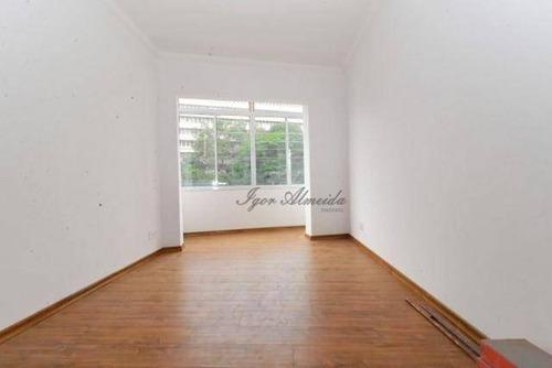 Apartamento Com 2 Dormitórios À Venda, 80 M² Por R$ 590.000,00 - Pinheiros - São Paulo/sp - Ap28638