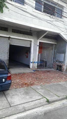 Salão À Venda, 250 M² Por R$ 400.000,00 - Jardim Presidente Dutra - Guarulhos/sp - Sl0054