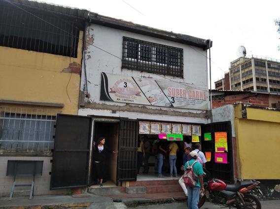 Casa, De 2 Niveles Con Local Comercial, Guarenas