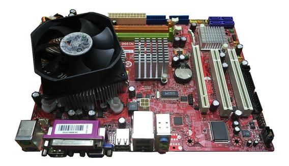 Positivo Pos Mig31ag Proc Pentium D820 2.8ghz (defeito Leia)