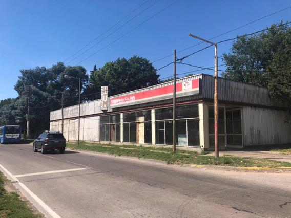 Local Sobre Colectora Panamericana Agencia Banco Deposito