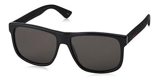 Gucci Gg0010s - Gafas De Sol (2.283in)