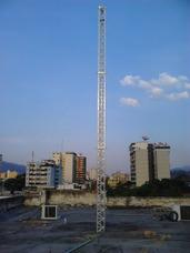Servicio De Instalacion Y Desmantelamiento De Torres De Alum