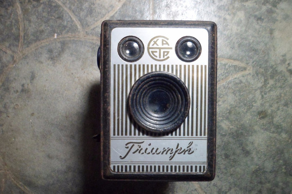 Maquina Fotográfica Antiga(não É Yashica)