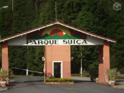Lindo Terreno No Condominio Parque Suiça Serra Da Cantareira