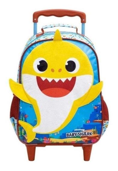Mochilete Baby Shark Xeryus - 9041