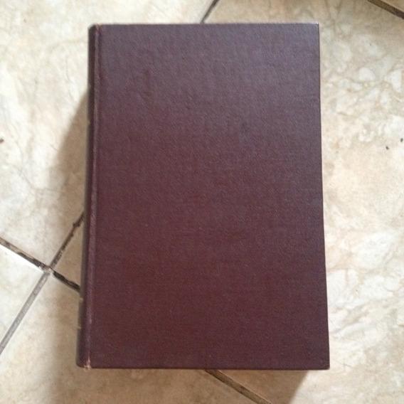 Livro Dicionário Escolar Latino-português 2ª Ed. 1956 C2