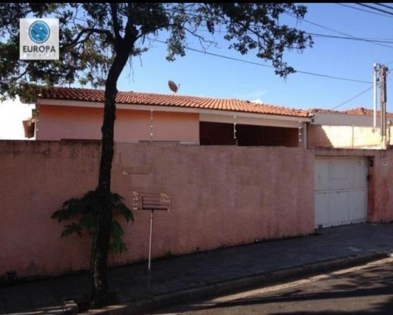 Casa Á Venda No Jardim Santa Rosália - Sorocaba/sp - Ca08188 - 4387805